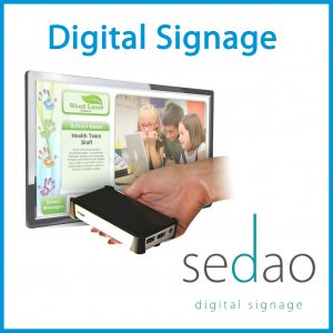 SEDAO Digital Signage