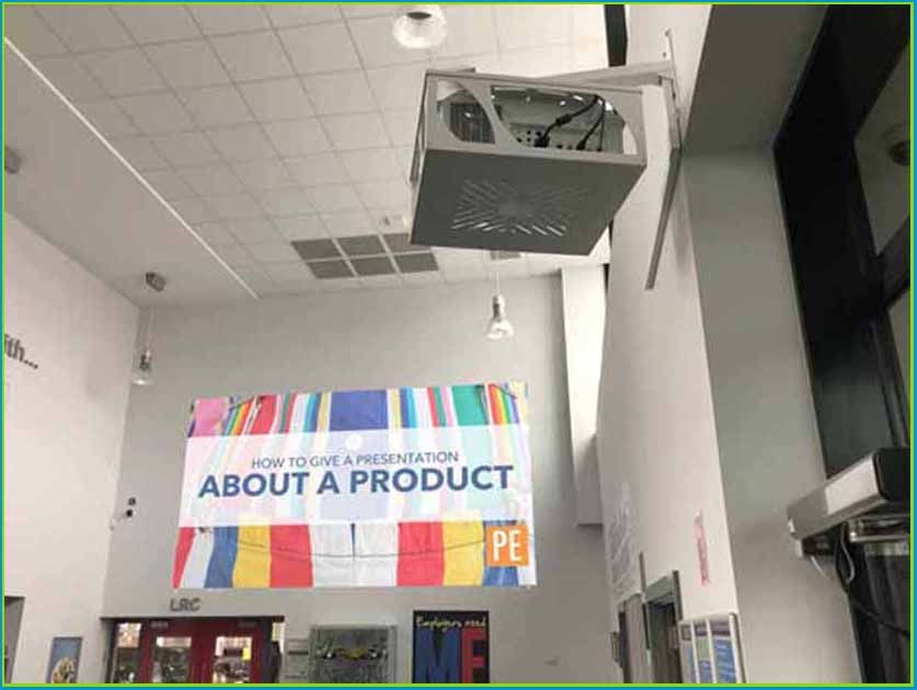 Projector Installation - Proactive AV Engineers