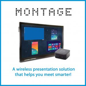 Montage - a wireless presentation system