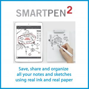 SMARTPEN - Real Ink, Real Paper, Real Simple