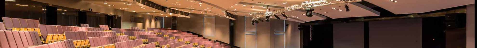 Hall - Audio & Visual Solutions for Higher Education